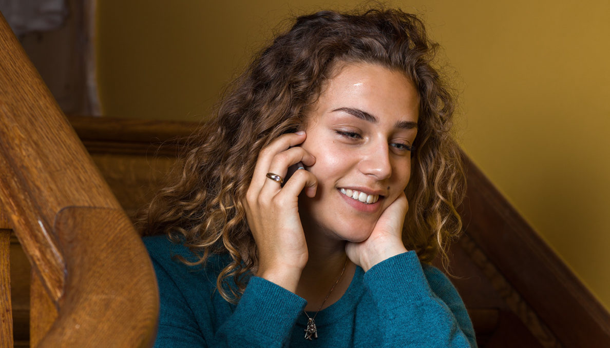 2 5 Samenleving Kindertelefoon