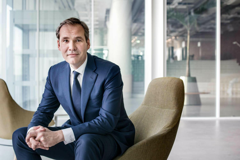 Joost Farwerck, CEO KPN