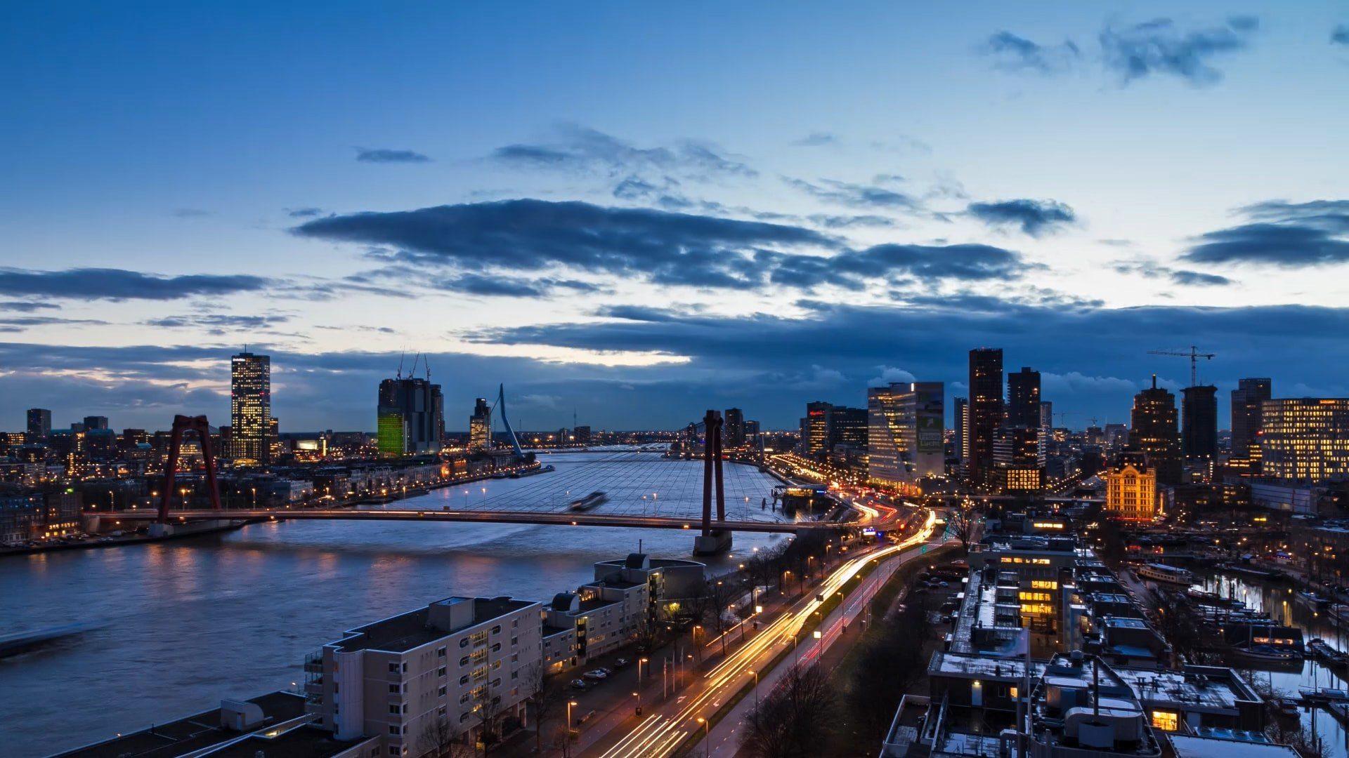 Kpn Rotterdam Timelapse