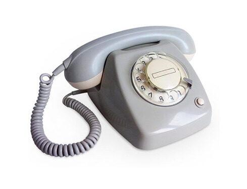 Plaatje geschiedenis KPN T65 telefoontoestel T65