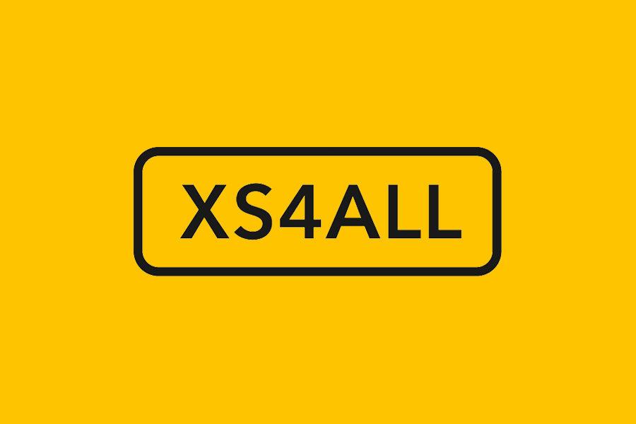 Plaatje logo XS4ALL