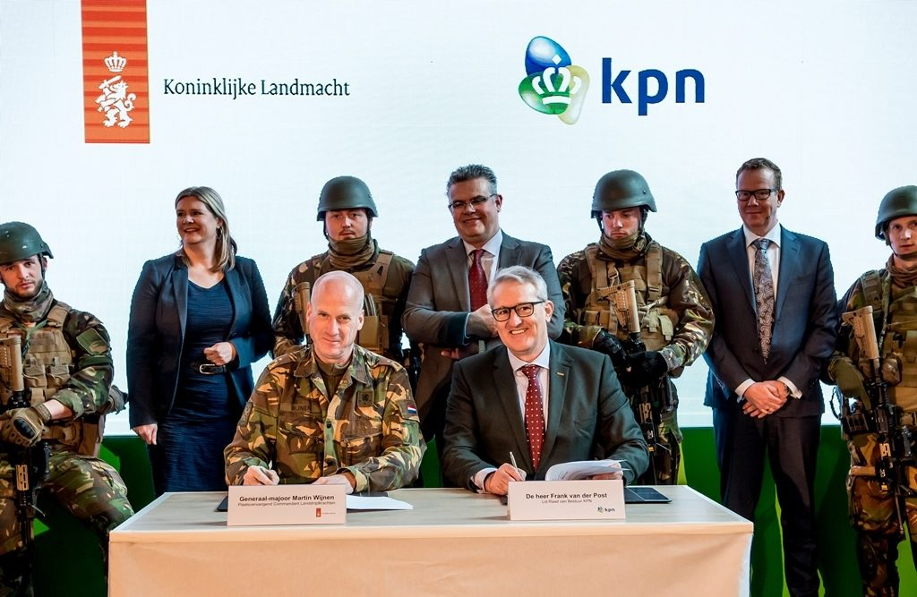 Kpn Landmacht Video