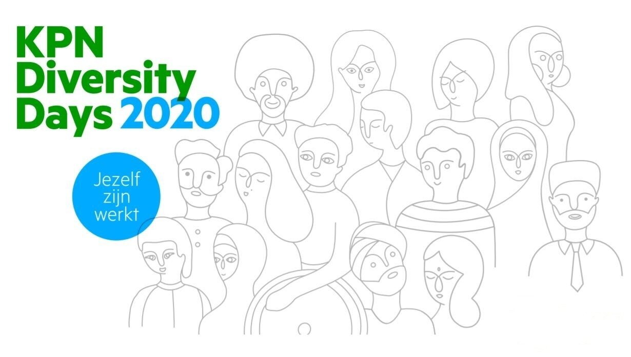 KPN Diversity Days 2020 wit