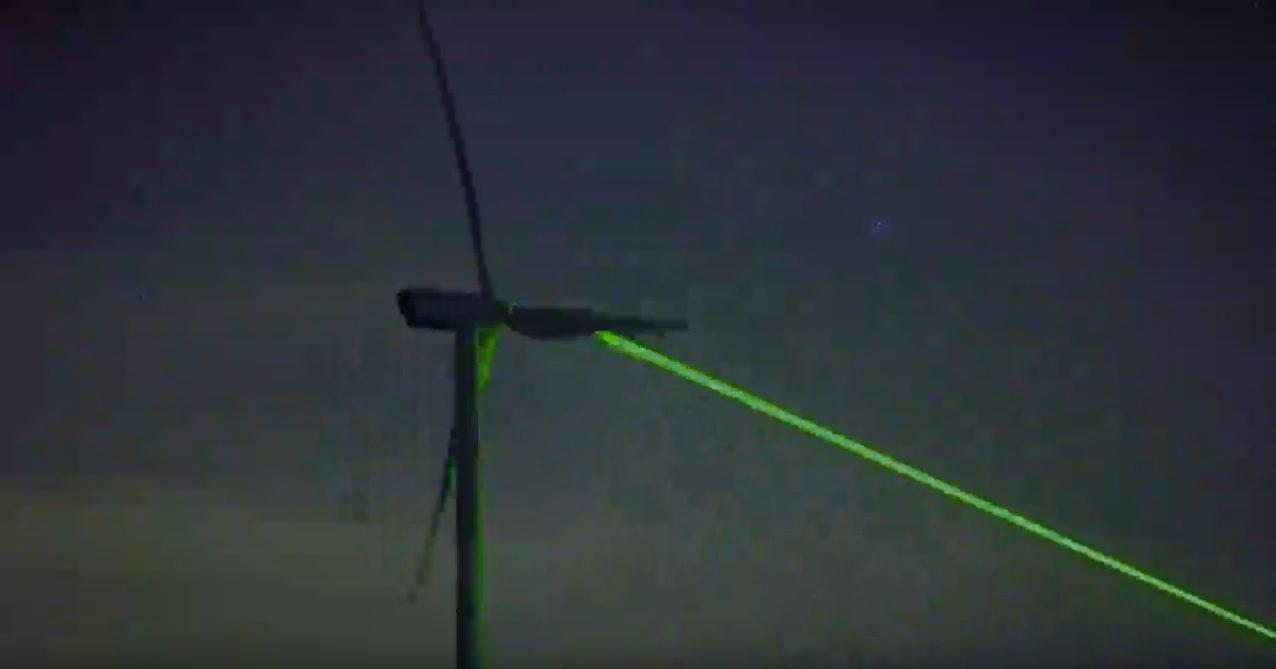 Windlicht Video