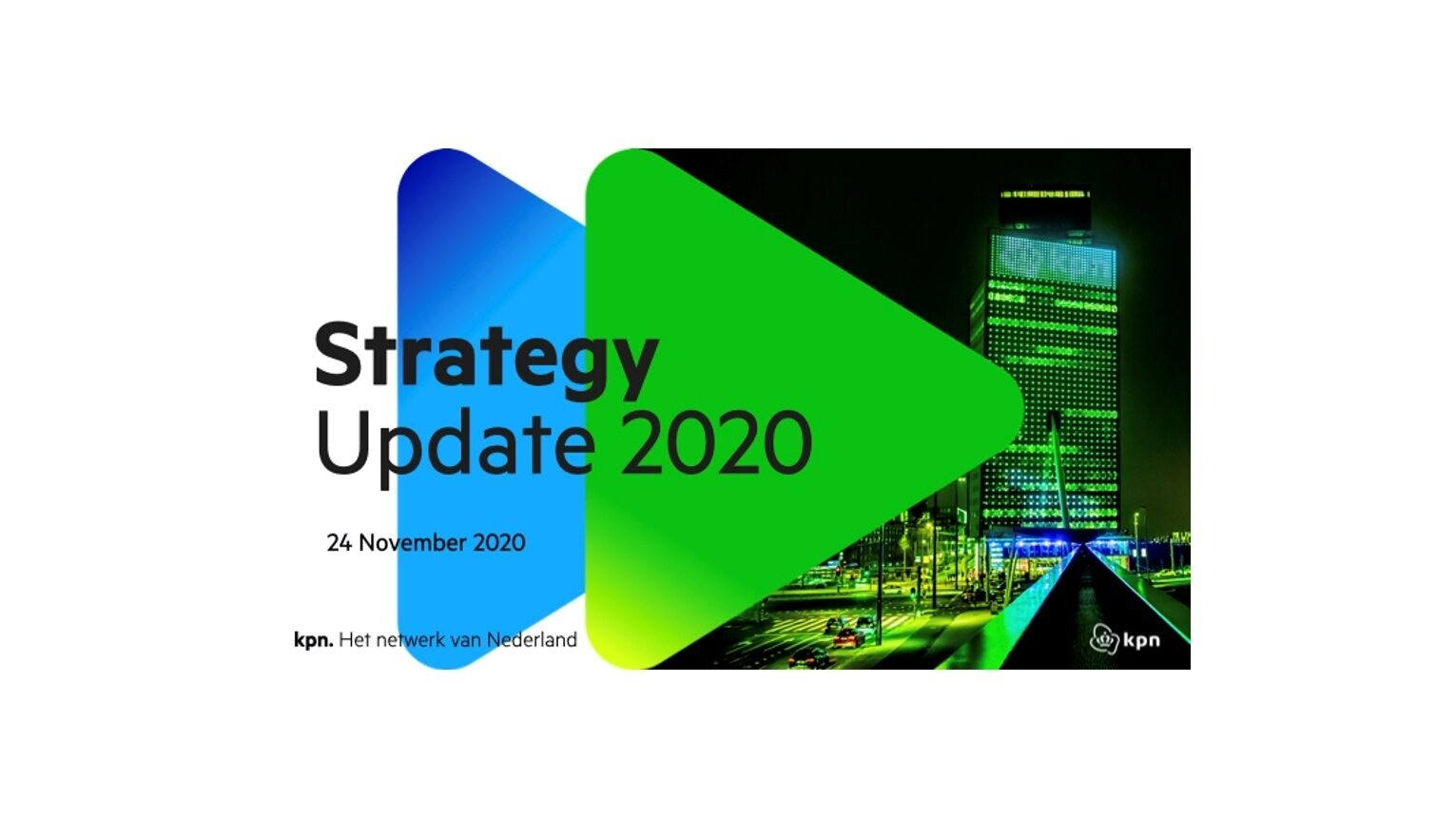 KPN Strategy Update 2020