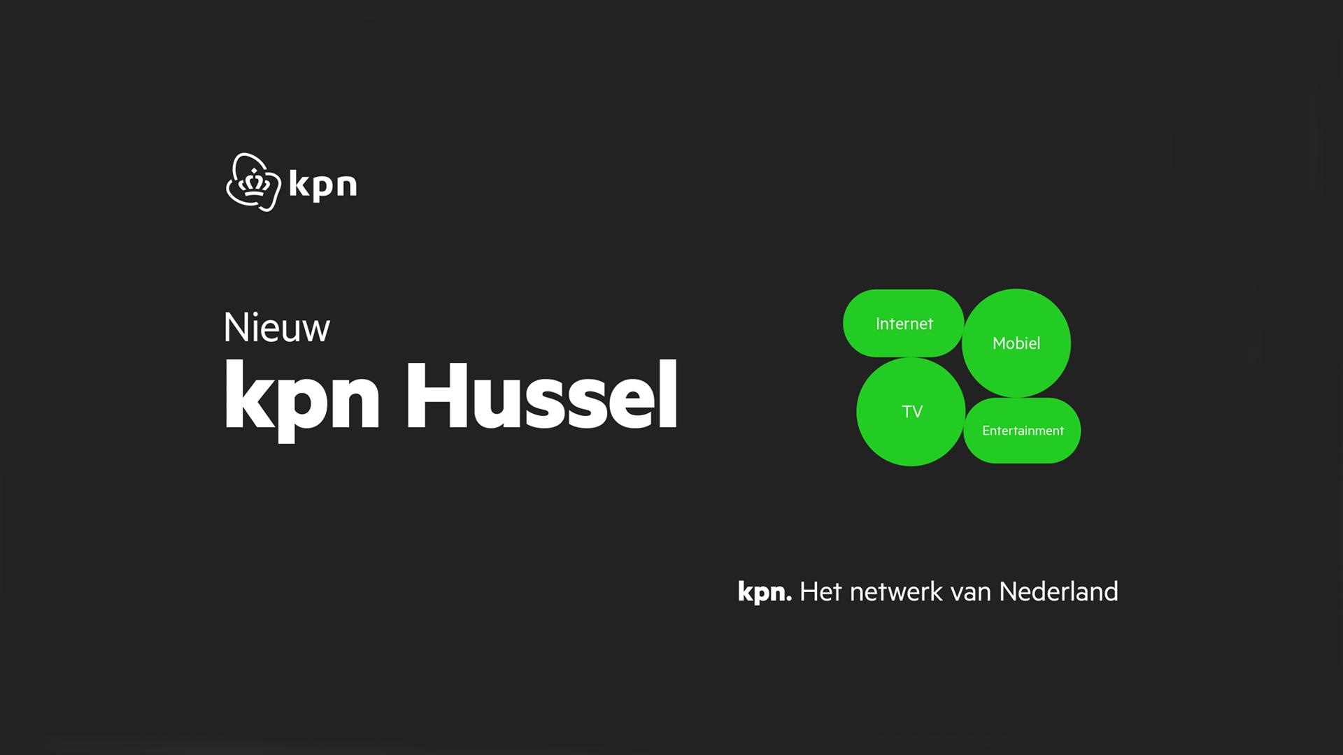 KPN Hussel Pressrelease 1