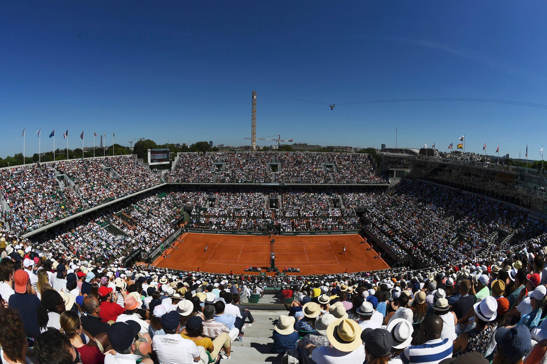 Roland Garros Centre Court