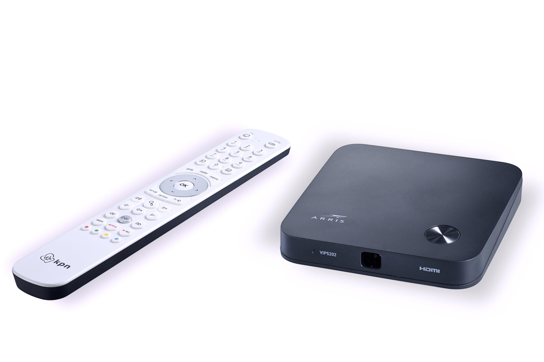 TV ontvanger afstandbediening