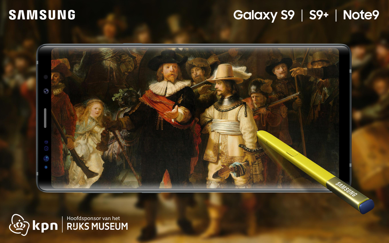 Samsung Rijks Kpn Smartcover