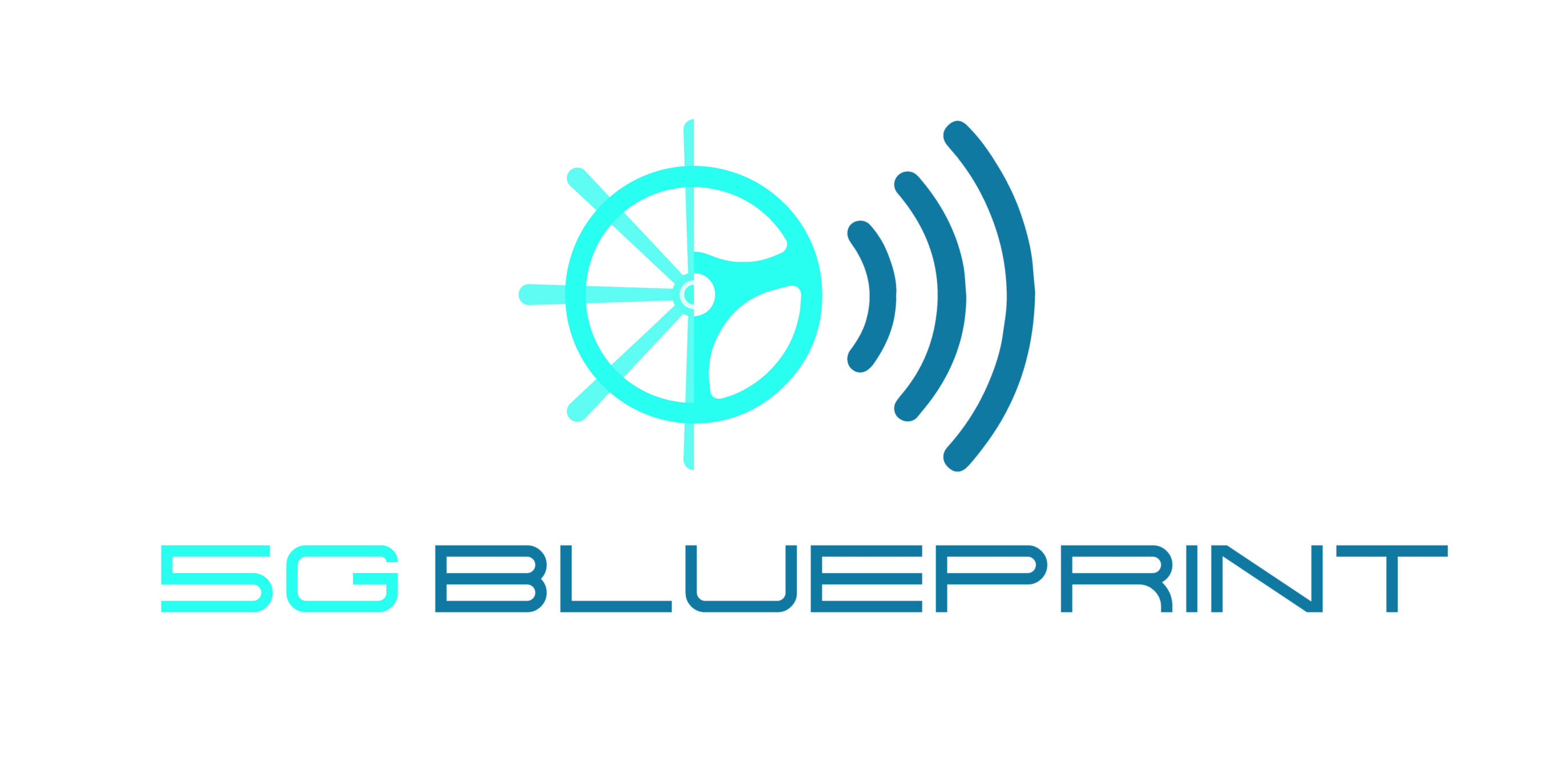 5 G Blueprint logo