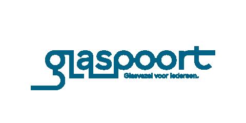 Glaspoort logodiscriptor blauw RGB 1000px