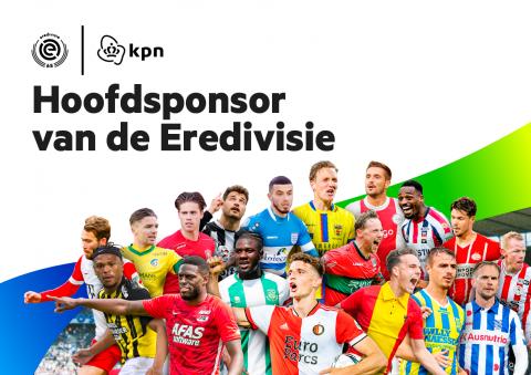 Hoofdsponsor Eredivisie