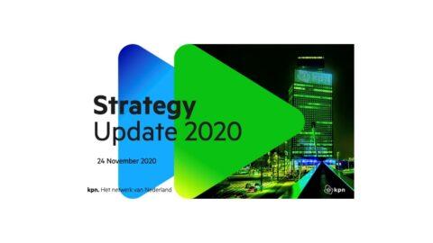 KPN Strategy Update 2020