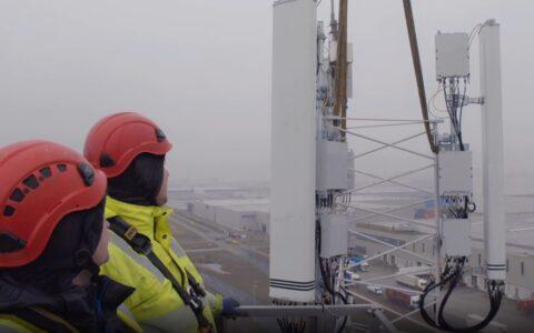 Vernieuwing mobiele netwerk