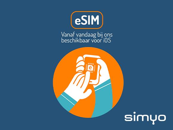 E SIM Simyo