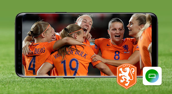 Team Kpn Goal Alert Leeuwinnen