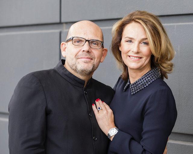 Jaap En Aaltje Van Zweden Credits Mark Kitoaka
