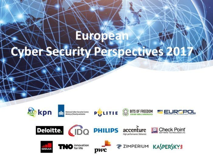 European Cyber Security Perspectives 2017 700X524