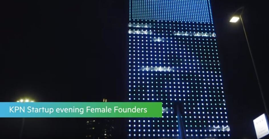Startup evening female founders