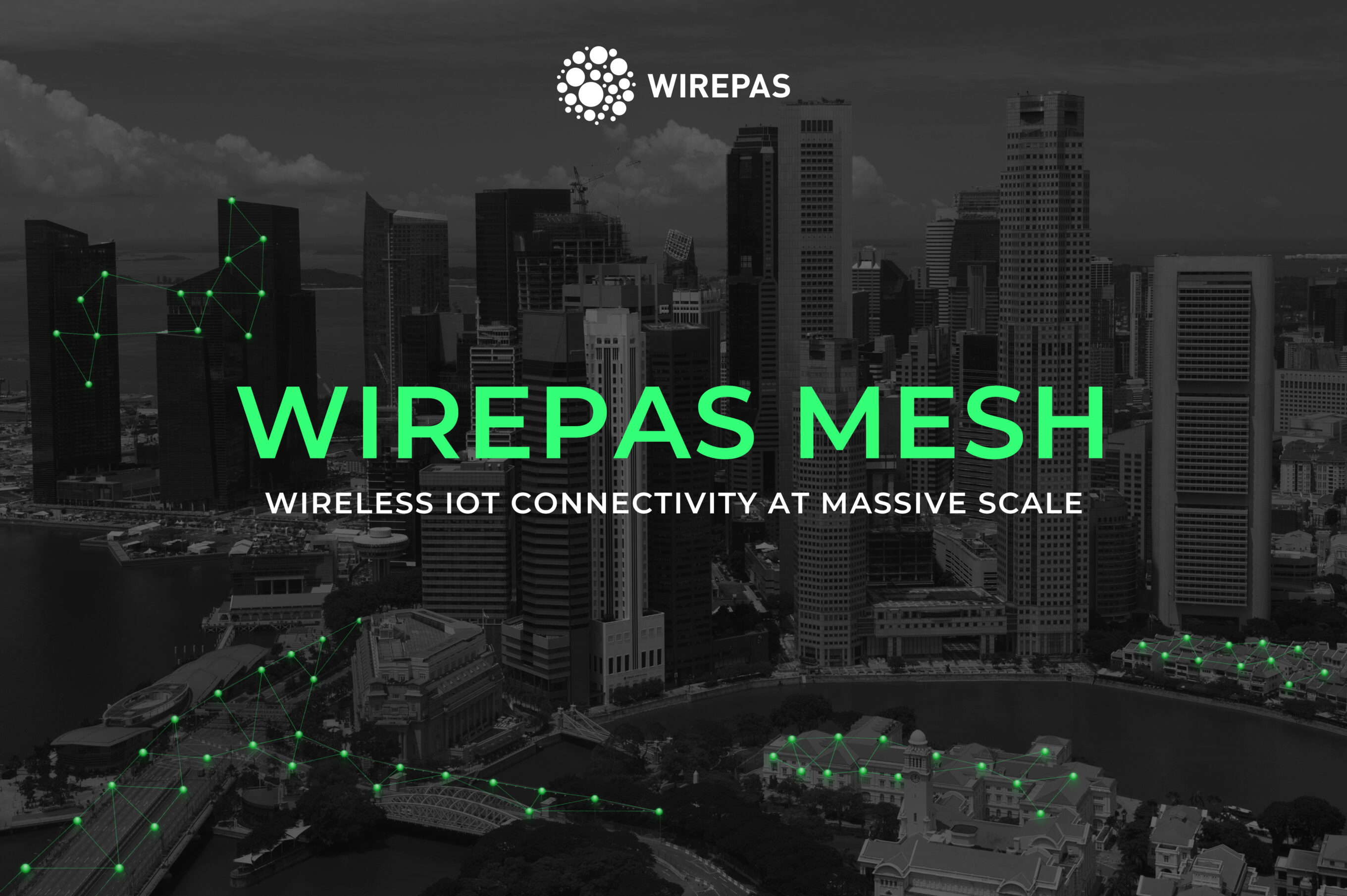 KPN Ventures provides growth capital to Wirepas, enabling