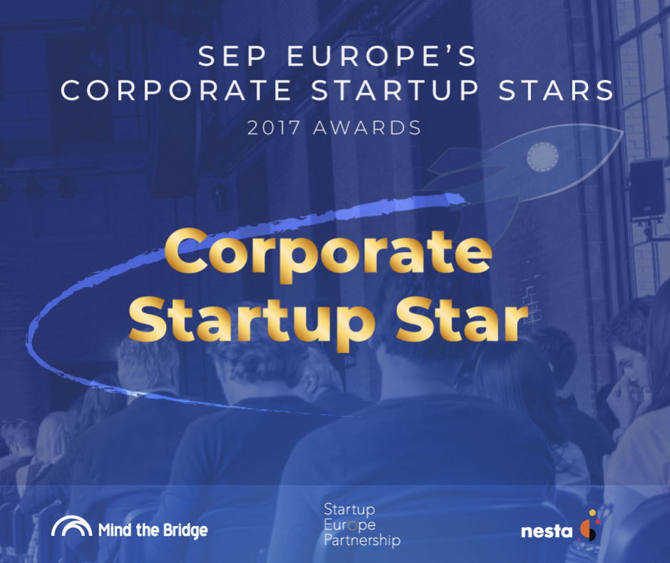Css  Corporate Startup Stars  Top 12